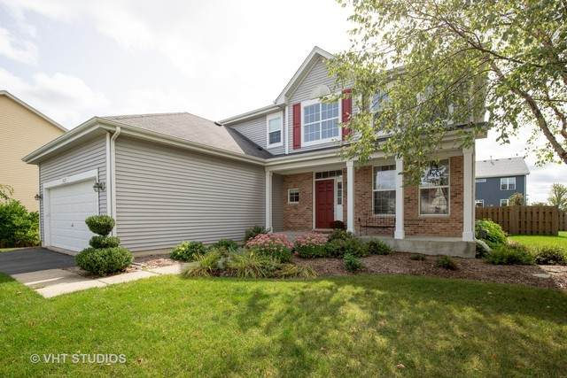1537 S Fallbrook Drive, Round Lake, IL 60073 (MLS #10863955) :: Ryan Dallas Real Estate