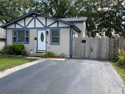 613 Oakwood Drive, Round Lake Beach, IL 60073 (MLS #10863959) :: Ryan Dallas Real Estate