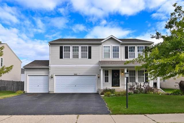 3922 Sedge Street, Zion, IL 60099 (MLS #10863962) :: John Lyons Real Estate
