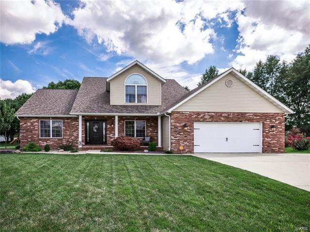 Address Not Published, Maryville, IL 62062 (MLS #10865914) :: John Lyons Real Estate