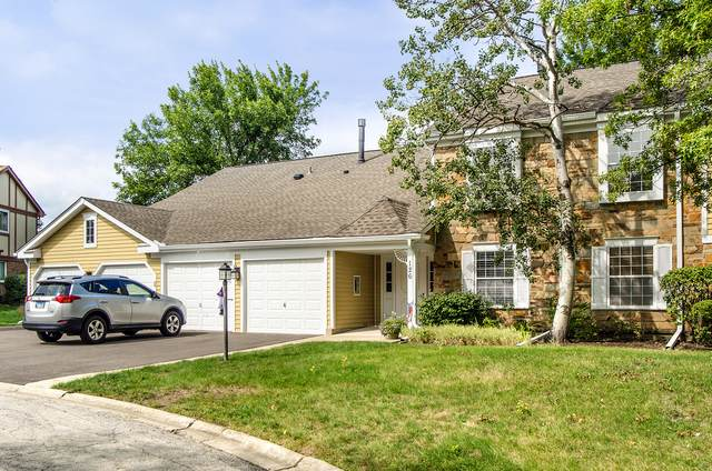 126 Cleveland Court N2, Schaumburg, IL 60193 (MLS #10867943) :: John Lyons Real Estate