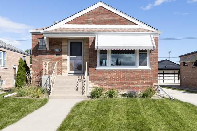 3060 W 100 Street, Evergreen Park, IL 60805 (MLS #10869778) :: John Lyons Real Estate