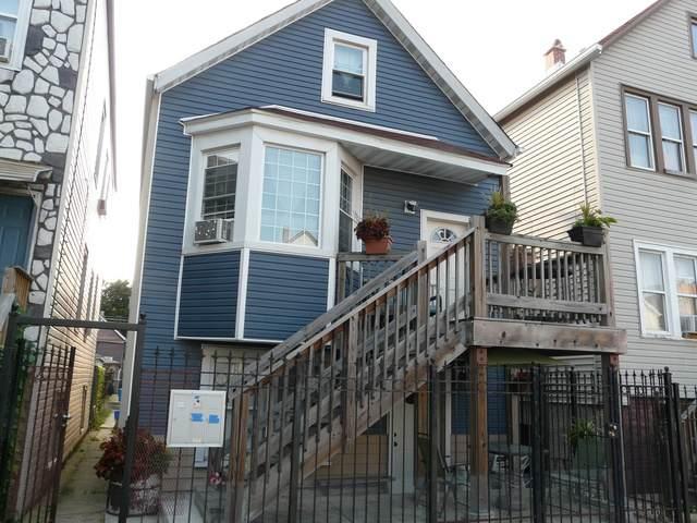 4416 S Wood Street, Chicago, IL 60609 (MLS #10870777) :: John Lyons Real Estate