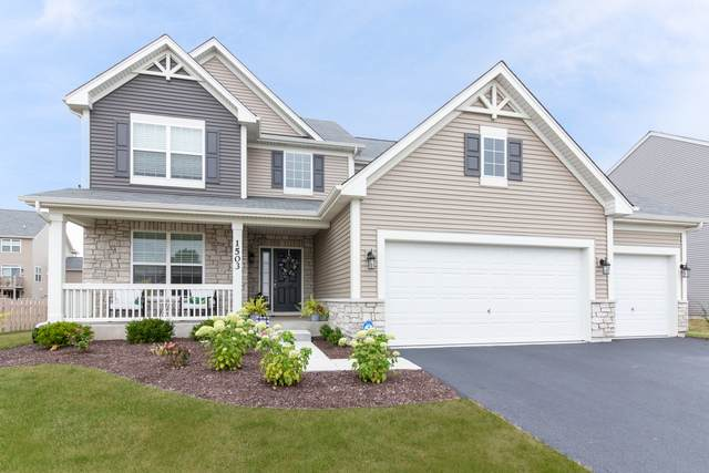 1503 Barberry Way, Joliet, IL 60431 (MLS #10870789) :: Property Consultants Realty