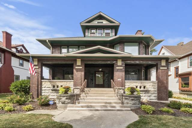 607 Campbell Street, Joliet, IL 60435 (MLS #10870797) :: The Wexler Group at Keller Williams Preferred Realty