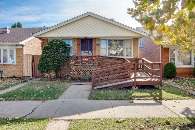 3609 W 63rd Place, Chicago, IL 60629 (MLS #10870840) :: John Lyons Real Estate