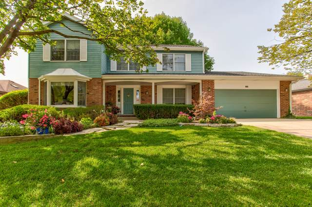 1004 N Derbyshire Avenue, Arlington Heights, IL 60004 (MLS #10870904) :: John Lyons Real Estate