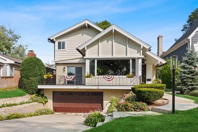4053 Western Avenue, Western Springs, IL 60558 (MLS #10870917) :: Littlefield Group