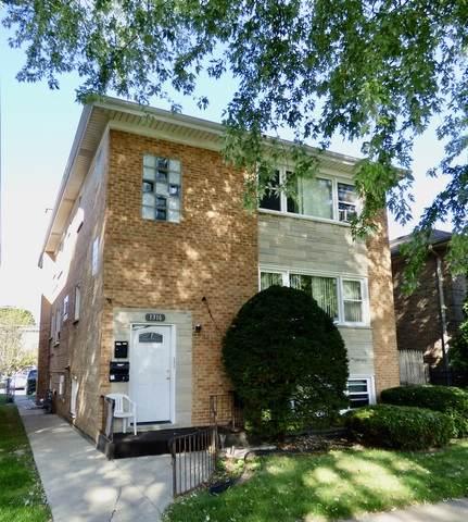 1316 N 23rd Avenue, Melrose Park, IL 60160 (MLS #10870989) :: John Lyons Real Estate