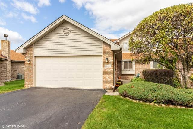 18436 Lakeview Circle W, Tinley Park, IL 60477 (MLS #10871038) :: John Lyons Real Estate