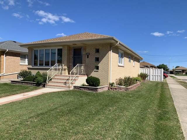 4301 N Nottingham Avenue, Norridge, IL 60706 (MLS #10871061) :: Lewke Partners