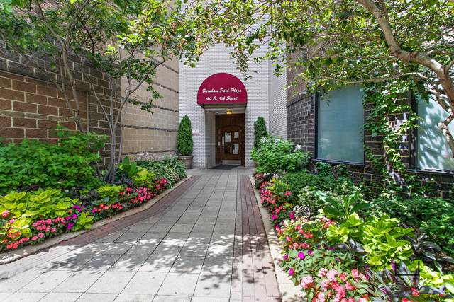40 E 9th Street #411, Chicago, IL 60605 (MLS #10871062) :: Littlefield Group