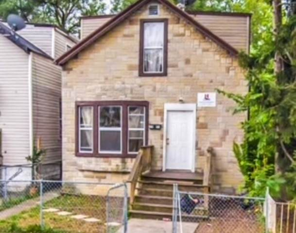 2053 W 71st Street, Chicago, IL 60636 (MLS #10871065) :: Angela Walker Homes Real Estate Group