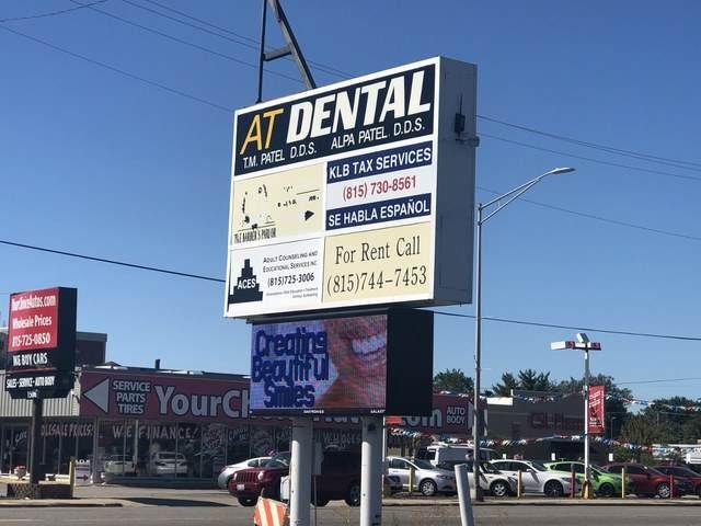 1507 1/2 Jefferson Street, Joliet, IL 60435 (MLS #10871070) :: Property Consultants Realty