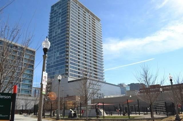 1720 S Michigan Avenue #706, Chicago, IL 60616 (MLS #10871082) :: The Spaniak Team
