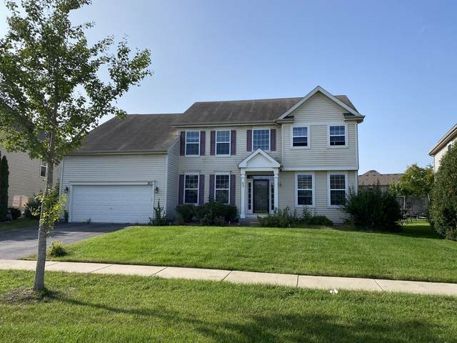 203 Willington Way, Oswego, IL 60543 (MLS #10871086) :: The Dena Furlow Team - Keller Williams Realty