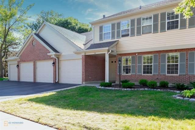 54 Brookston Drive B1, Schaumburg, IL 60193 (MLS #10872940) :: John Lyons Real Estate