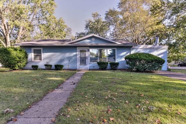 1809 Meadow Drive, Champaign, IL 61821 (MLS #10872953) :: Ryan Dallas Real Estate