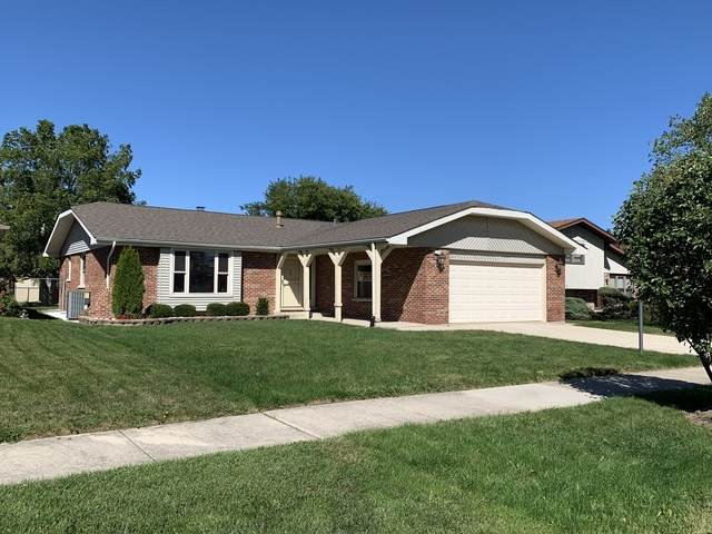 6130 La Grande Court, Oak Forest, IL 60452 (MLS #10872987) :: John Lyons Real Estate