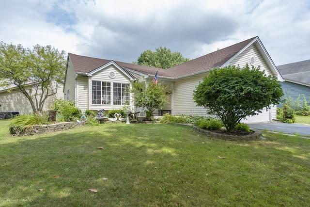 625 Hampton Circle, Elgin, IL 60120 (MLS #10872988) :: Century 21 Affiliated