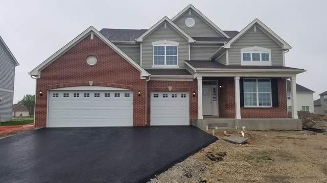 16054 S Selfridge Circle, Plainfield, IL 60586 (MLS #10873002) :: Suburban Life Realty