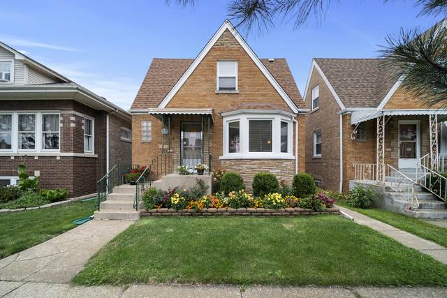 5904 W Eddy Street, Chicago, IL 60634 (MLS #10873055) :: John Lyons Real Estate