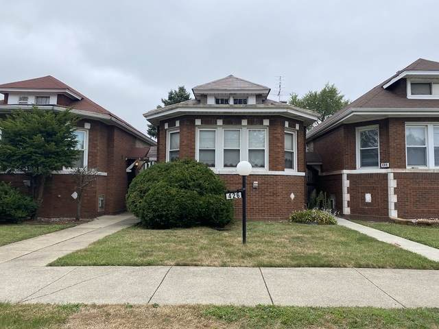 426 E 88th Street, Chicago, IL 60619 (MLS #10873461) :: John Lyons Real Estate