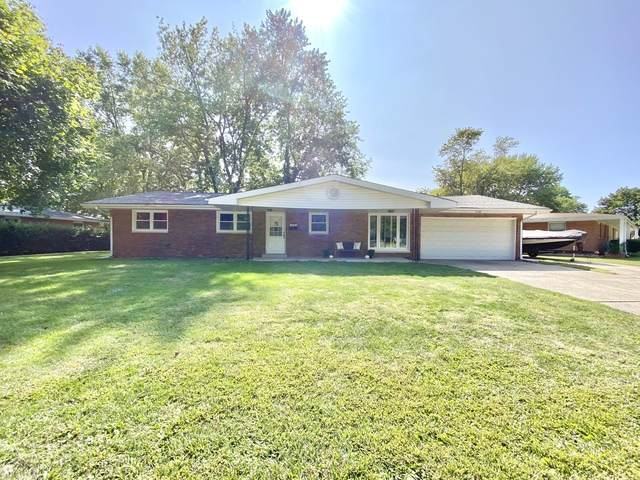 1328 Kenneth Drive, Rantoul, IL 61866 (MLS #10873462) :: Property Consultants Realty