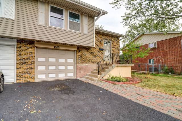 1510 Revere Circle, Schaumburg, IL 60193 (MLS #10873464) :: John Lyons Real Estate