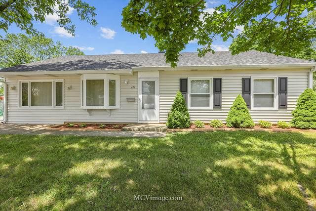 426 Rambler Lane, Streamwood, IL 60107 (MLS #10873470) :: John Lyons Real Estate
