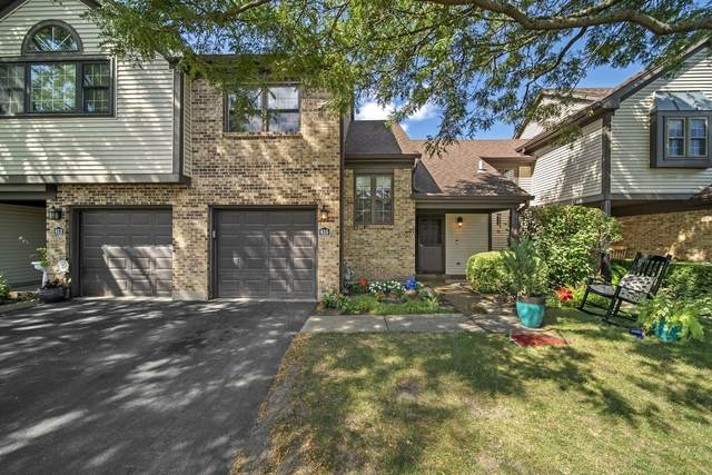 615 Sutton Court, Wheeling, IL 60090 (MLS #10873478) :: John Lyons Real Estate