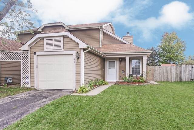 4 Rugby Court #4, Glendale Heights, IL 60139 (MLS #10873597) :: Property Consultants Realty