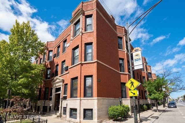 800 W George Street G, Chicago, IL 60657 (MLS #10873650) :: John Lyons Real Estate