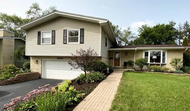 5816 Westview Lane, Lisle, IL 60532 (MLS #10876418) :: John Lyons Real Estate