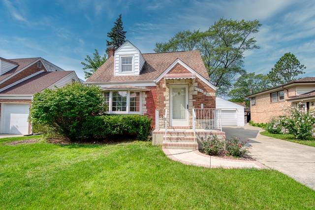 8242 N Osceola Avenue, Niles, IL 60714 (MLS #10876423) :: Suburban Life Realty