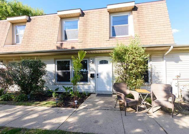 1713 Queensbury Circle #5921, Hoffman Estates, IL 60169 (MLS #10876472) :: BN Homes Group