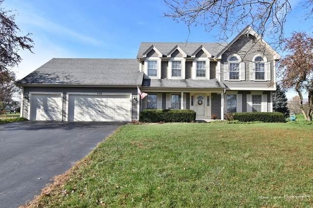 106 Edgewild Court, St. Charles, IL 60175 (MLS #10876501) :: Property Consultants Realty