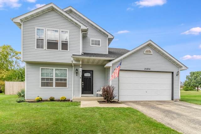 25806 S Brookfield Court, Channahon, IL 60410 (MLS #10876502) :: Littlefield Group