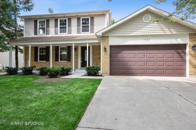 1323 Rose Court E, Buffalo Grove, IL 60089 (MLS #10876510) :: Touchstone Group