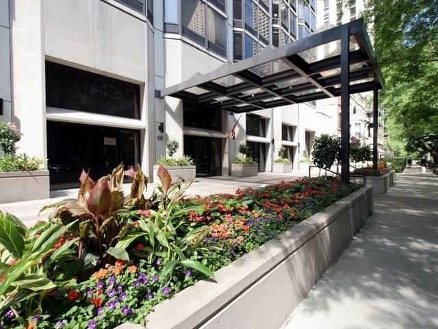 50 E Bellevue Place #405, Chicago, IL 60611 (MLS #10876538) :: The Spaniak Team