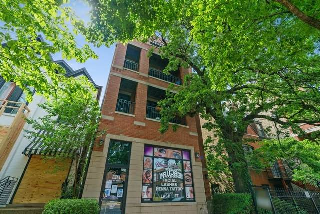 3740 N Southport Avenue #3, Chicago, IL 60613 (MLS #10876617) :: The Dena Furlow Team - Keller Williams Realty