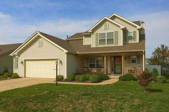 3910 Pebblebrook Lane, Champaign, IL 61822 (MLS #10876727) :: Littlefield Group