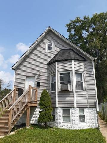 5207 S Emerald Avenue, Chicago, IL 60609 (MLS #10876762) :: John Lyons Real Estate