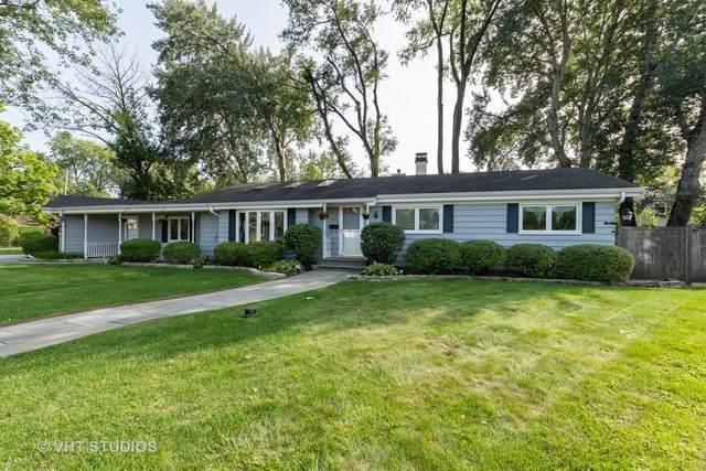 1222 Parkside Lane, Deerfield, IL 60015 (MLS #10876778) :: Property Consultants Realty
