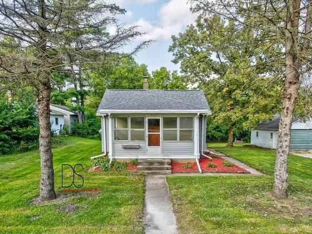 444 E Church Street, Utica, IL 61373 (MLS #10876783) :: Suburban Life Realty