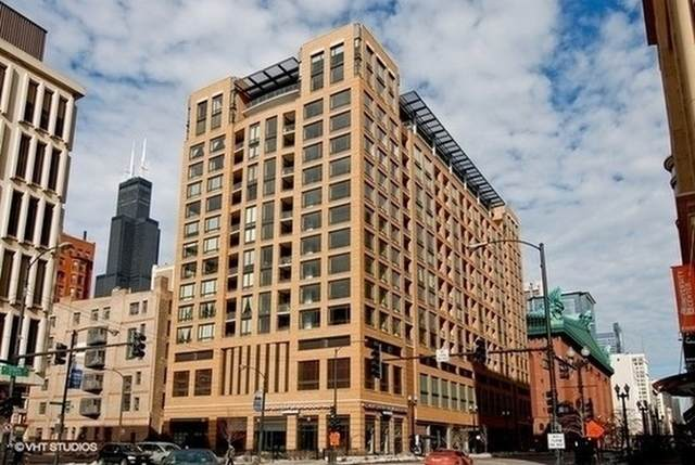 520 S State Street #714, Chicago, IL 60605 (MLS #10876788) :: The Spaniak Team
