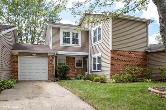 260 Sutton Court, Bloomingdale, IL 60108 (MLS #10876895) :: Littlefield Group