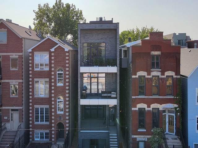1316 N Cleaver Street #3, Chicago, IL 60642 (MLS #10877209) :: Helen Oliveri Real Estate