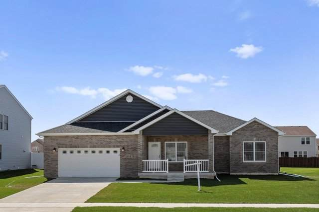 Lot 93/2025 Brookstone Drive, Bourbonnais, IL 60914 (MLS #10877213) :: Littlefield Group