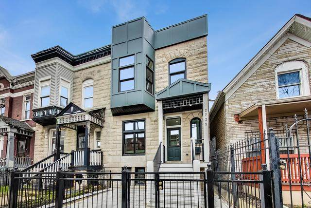 2725 W Warren Boulevard, Chicago, IL 60612 (MLS #10877271) :: Littlefield Group